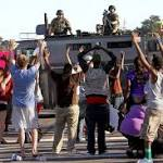 Anger Is Boiling Over in Ferguson as Governor Promises 'Operational Shift'