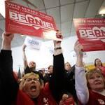 Inside the pro-Sanders groups taking on Clinton's powerhouse allies