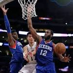 Jeremy Lin Propels Los Angeles Lakers Past The Philadelphia 76ers
