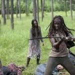 On the Set: The Walking Dead's Dangerous New World