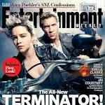 This week's cover: First look at 'Terminator: Genisys'