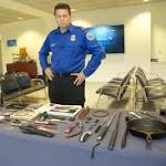 Akron-Canton Airport TSA screeners find guns, concealed credit card knives ...