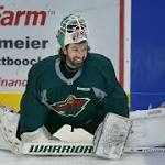 Wild takes a risk putting goaltender Harding on waivers