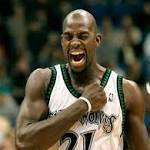 Will Kevin Garnett's homecoming end well?