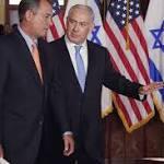 John Boehner announces post-election visit to Israel