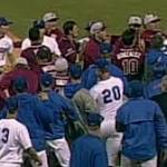Florida State Involved in Bench-Clearing Brawl vs. Florida
