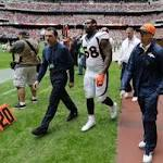 Injury Impact: Broncos lose Von Miller to torn ACL, Romo reportedly out for rest ...