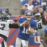 Mosher's scouting report: Giants-Eagles