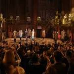 Watching Hamilton Perform — and Win a Grammy