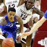 Texas A&M picks up much-needed win over No. 14 Kentucky