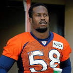 NFL roundup: Broncos' Von Miller to serve six-game suspension
