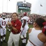 Texas regent talked to Nick Saban's agent after BCS National Championship ...