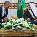 9/11 families: New Saudi king ran terror-funding charity
