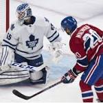 Road woes continue for Leafs after loss to Habs