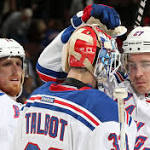 McDonagh fully acclimated to role as Rangers captain