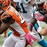 NFL roundup: Bengals, Panthers tie; Cowboys take down champs