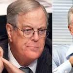Democrats try to make Supreme Court campaign finance ruling all about Koch