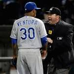 Ventura, Royals need to simmer down before someone gets hurt