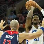 Joel Embiid asked Sixers PA announcer to introduce him as 'The Process'