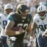 Titans' Washington Scores to Beat Jaguars 20-16