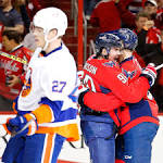 Washington Capitals even out series with 4-3 win over New York Islanders