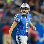 Fan at Lions game was shining laser pointer at Kyle Orton
