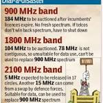 Fitch: Frenzied Bidding in Spectrum Auction Highlights Scarcity