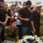 IDF lone soldier Max Steinberg's funeral, shiva in Jerusalem draw 30000 ...