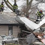 South Bend homeowner grateful to have escaped fatal crash