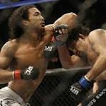 Benson Henderson puts his UFC title on the line Saturday