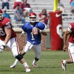 Sooners QB Kendal Thompson arrested