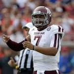 Hill, No. 6 Texas A&M rout SMU