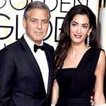 "George Clooney Says Amal Alamuddin Is ""the Smart One"" in Their Marriage"