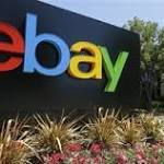 EBay declines as company gives weak 4Q outlook