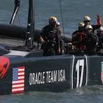 America's Cup: Emirates Team New Zealand's wait for victory continues