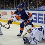 Hosting Isles try to sweep home-and-home with Pens