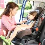 Child Passenger Safety week targets grandparents