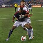 Revolution hold down fort against United