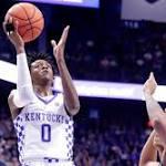 Coaches Poll: Kentucky, Villanova still sit at No. 1, No. 2