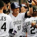 Rockies take down Twins 6-2