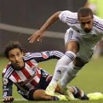 Swansea City and Chivas Guadalajara tie