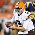 NFL RUMORS: Quarterback Situations in Cleveland and Houston; Manziel to ...