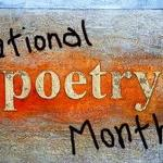 Say hello to National Poetry Month!