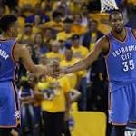 Kevin Durant: Relationship with Russell Westbrook 'probably won't ever be the same'