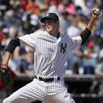 Andrew Miller in a good place with Yankees