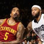 Cleveland Cavaliers: Waiting For J.R. Smith To Sign, Cavs Consider DeMarcus Cousins, Vince Carter?