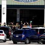 Man shoots up shopping mall, because Florida