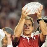 "APNewsBreak: Agent says Saban facing ""pressure"""