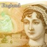 Jane Austen to Appear on New 10-Pound UK Banknote