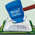 Morgan Stanley Downgrades Altera Corporation (ALTR) To Equalweight
